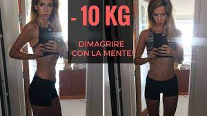 come dimagrire 10 kg in un mese