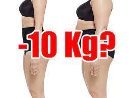 come posso dimagrire 10 kg