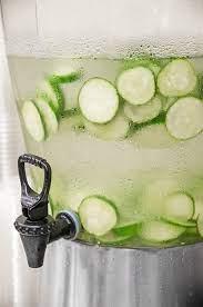 acqua detox ricette brucia grassi