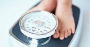 aumento di peso prima del ciclo 2