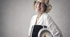 calcolo peso ideale in menopausa