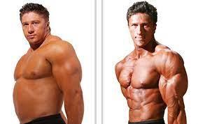 massa grassa ideale uomo