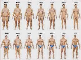 percentuale massa grassa atleti