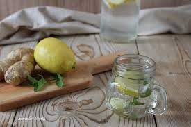 ricetta acqua detox brucia grassi