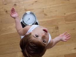 calcolo peso ideale bambini