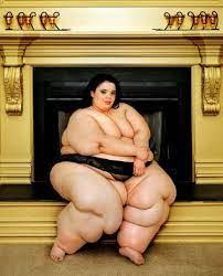 donna più obesa del mondo