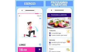 le migliori app per perdere peso